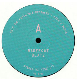 FS The Patchouli Brothers / Bernardo Pinheiro ‎– Barefoot Beats 10 10""