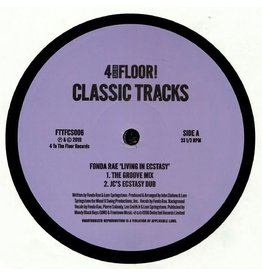 HS Various Artists ‎– 4 To The Floor Classics Volume 6 12""