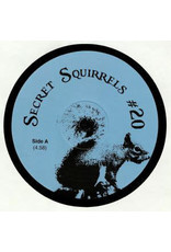 HS Secret Squirrel ‎– Secret Squirrels #20 12""