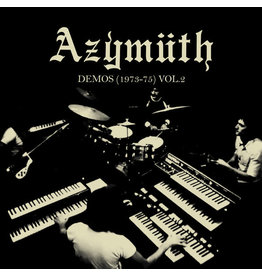 FS Azymuth ‎– Demos (1973-75) Vol. 2 LP