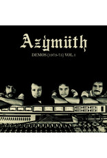 FS Azymuth ‎– Demos (1973-75) Vol. 1 LP