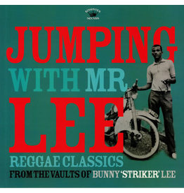 "RG Various Artists ‎– Jumping With Mr Lee: Reggae Classics From The Vault Of Bunny ""Striker"" Lee LP"