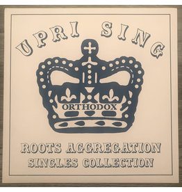 RG Various Artists ‎– Uprising - Roots Aggregation Singles Collection LP