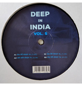 DC Todh Teri ‎– Deep In India Vol.5 12""