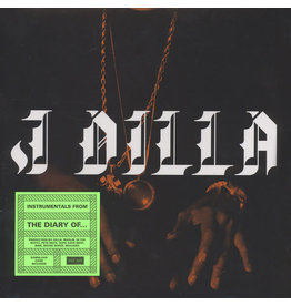 HH J Dilla – The Diary (Instrumentals) LP