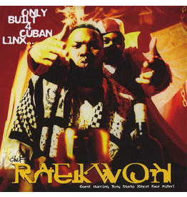 HH Chef Raekwon ‎– Only Built 4 Cuban Linx (Purple Vinyl) 2LP