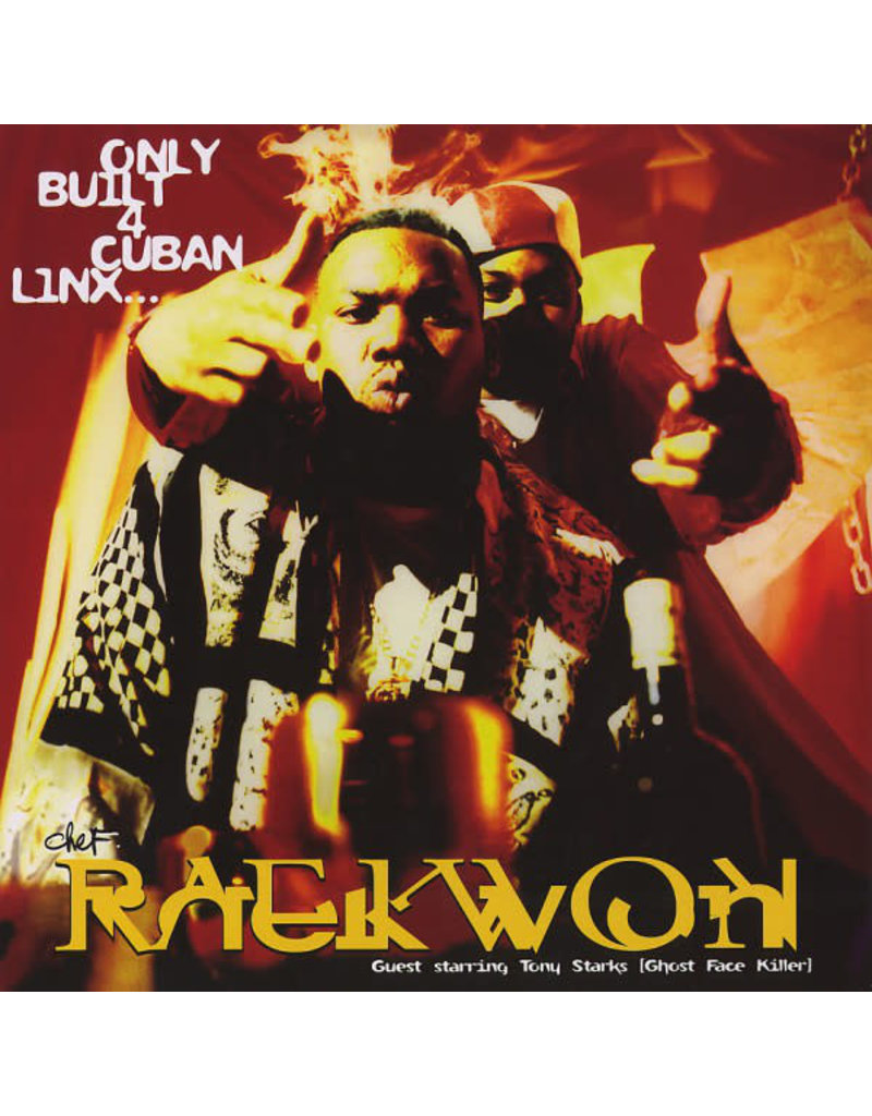 HH Chef Raekwon – Only Built 4 Cuban Linx (Purple Vinyl) 2LP