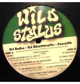"""HH DJ Babu - Wild Stylus 12"""""""