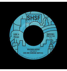 FS Cho & Random Impetus ‎– Candle Lights / Brother Sister 7""