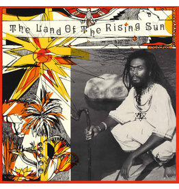 RG Jamaiel Shabaka ‎– The Land Of The Rising Sun 2LP