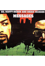 FS Gil Scott-Heron And Brian Jackson ‎– Anthology. Messages 2LP