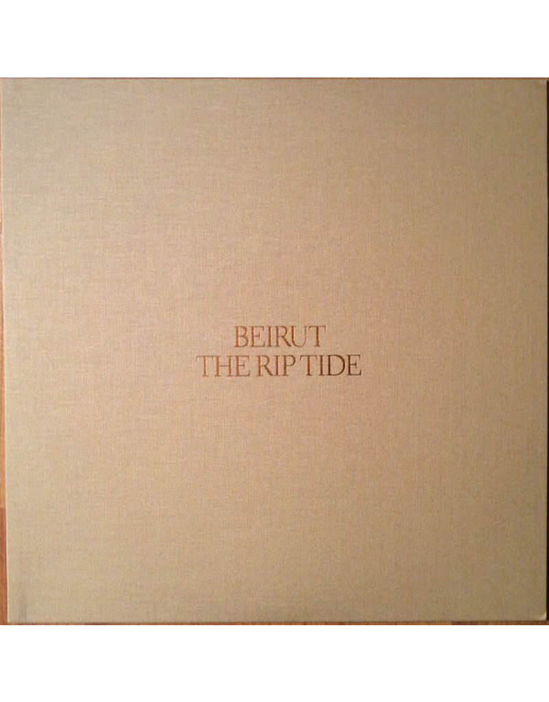 RK Beirut – The Rip Tide LP