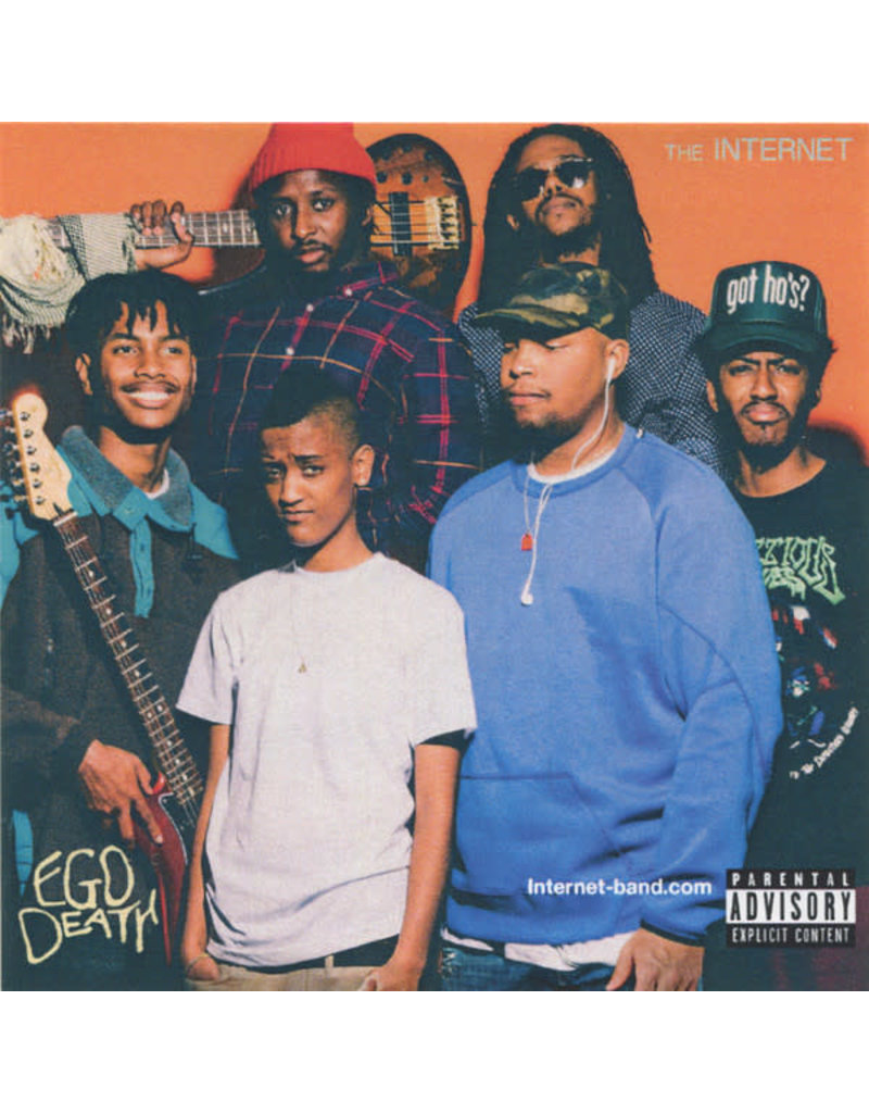 FS The Internet ‎– Ego Death 2LP