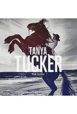CT Tanya Tucker ‎– While I'm Livin' LP