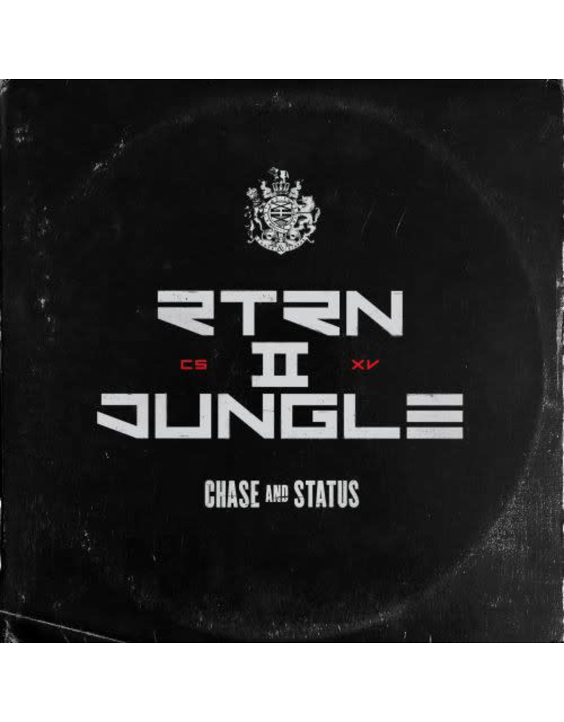 DB Chase And Status ‎– RTRN II JUNGLE LP