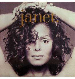 FS Janet Jackson - Janet. 2LP