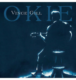 CT Vince Gill ‎– Okie LP