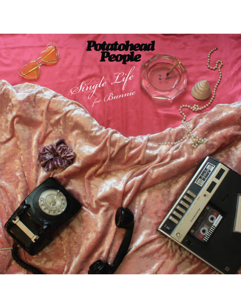 RK Potatohead People ‎– Single Life (feat. Bunnie) 7""