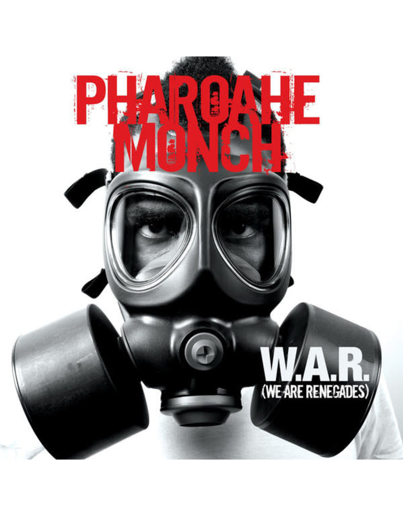 HH Pharoahe Monch ‎– W.A.R. (We Are Renegades) 2LP