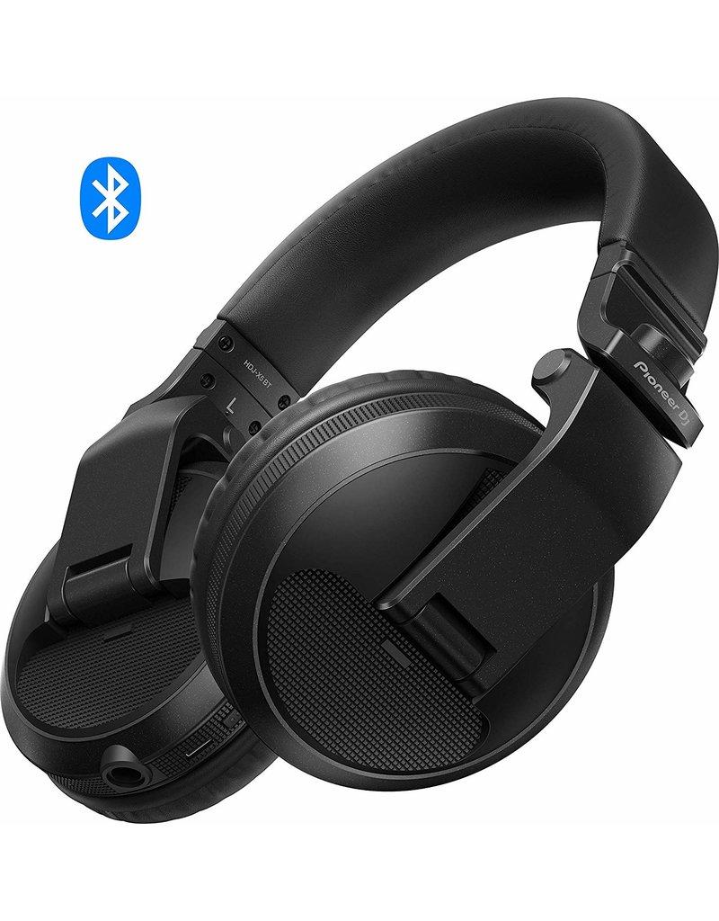 Pioneer DJ HDJ-X5BT Bluetooth Wireless Headphones - Black
