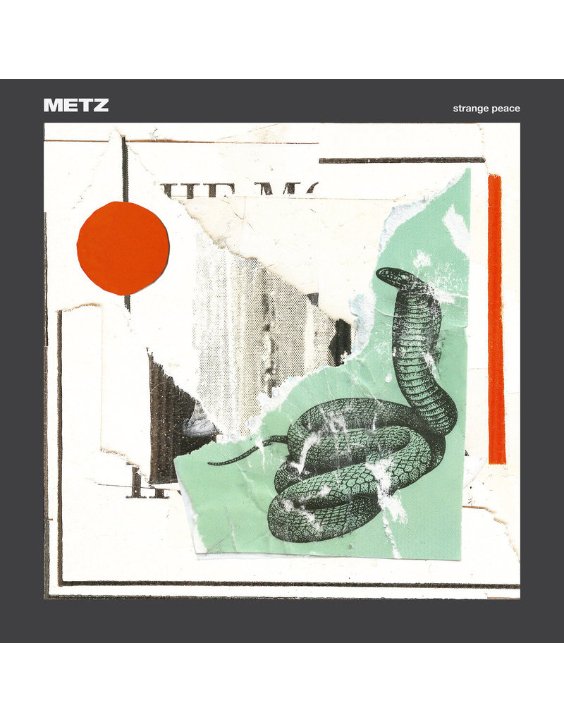 RK METZ - STRANGE PEACE