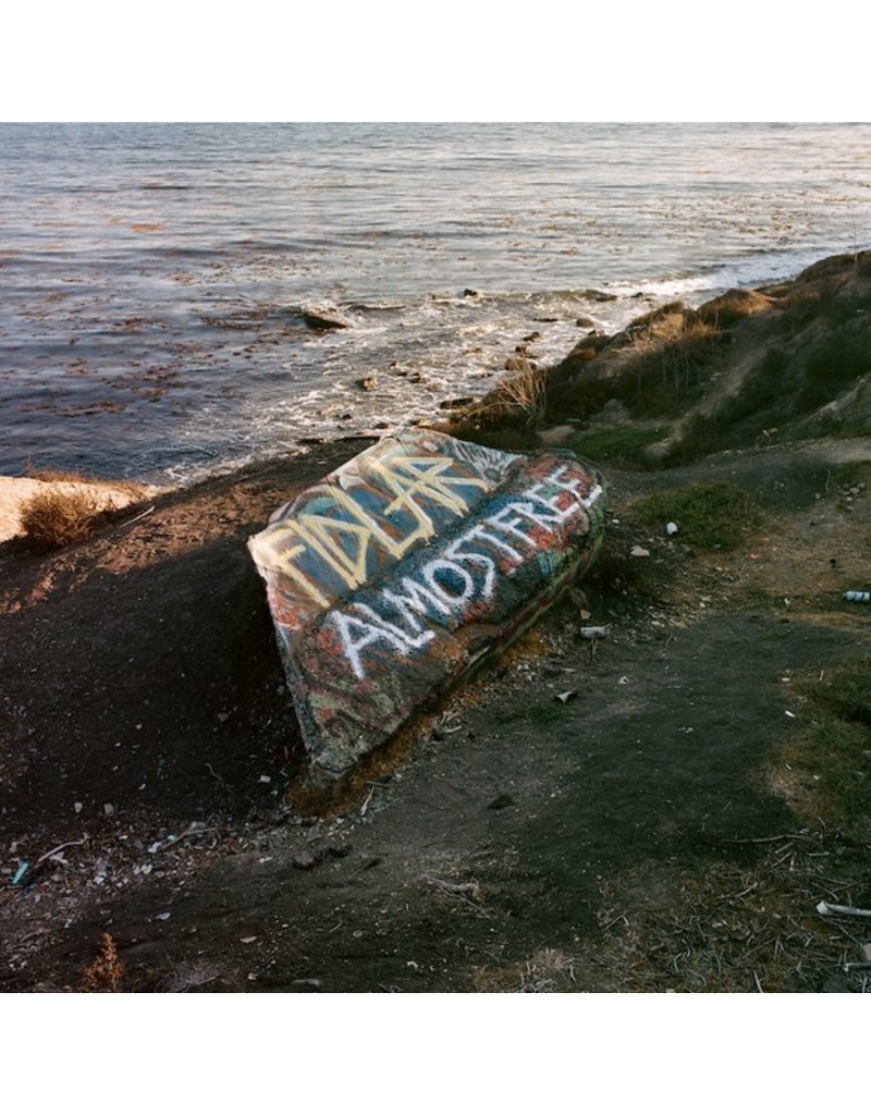 RK Fidlar ‎– Almost Free LP