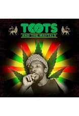 RG Toots And The Maytals ‎– Pressure Drop The Golden Tracks (Limited Edition Green Vinyl) LP
