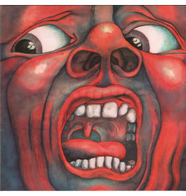 RK King Crimson ‎– In The Court Of The Crimson King (200g) LP
