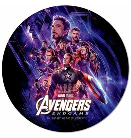 ST Alan Silvestri – Avengers: Endgame (Original Motion Picture Soundtrack) LP