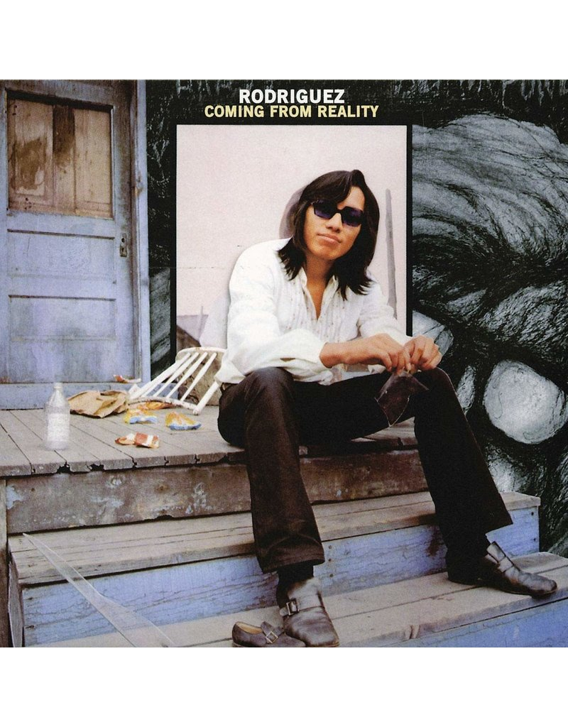 RK Rodriguez – Coming From Reality LP