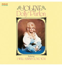 RK Dolly Parton ‎– Jolene LP