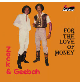 FS Zack & Gebah ‎– For The Love Of Money LP
