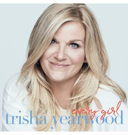 RK Trisha Yearwood ‎– Every Girl LP