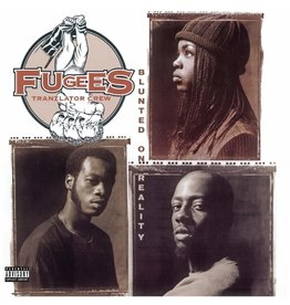 HH Fugees Tranzlator Crew ‎– Blunted On Reality LP