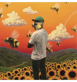 HH Tyler, The Creator ‎– Scum Fuck Flower Boy 2LP