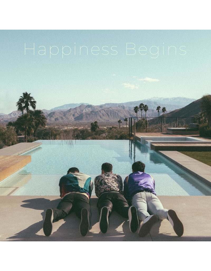 Jonas Brothers – Happiness Begins 2LP