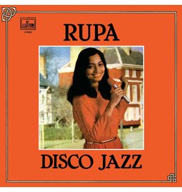 Rupa ‎– Disco Jazz (Bengali Tiger Edition) LP
