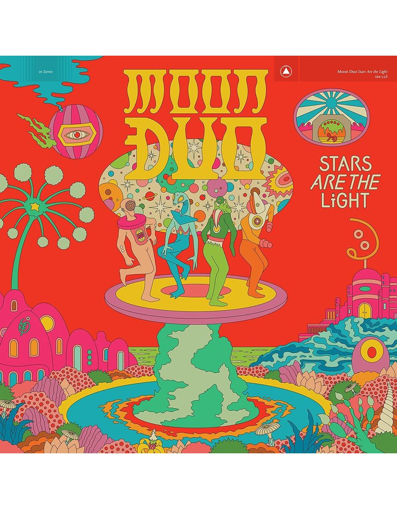 Moon Duo - Stars Are The Light LP