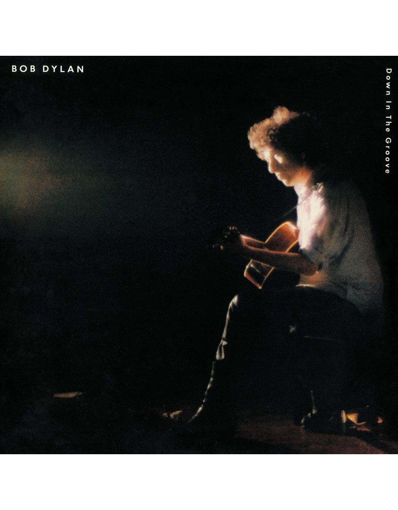 Bob Dylan ‎– Down In The Groove LP