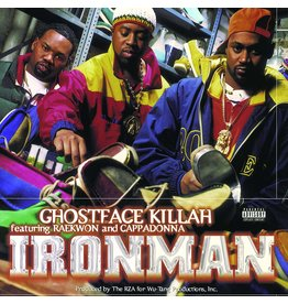 Ghostface Killah ‎– Ironman 2LP
