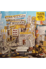 King Gizzard And The Lizard Wizard With Mild High Club – Sketches Of Brunswick East LP