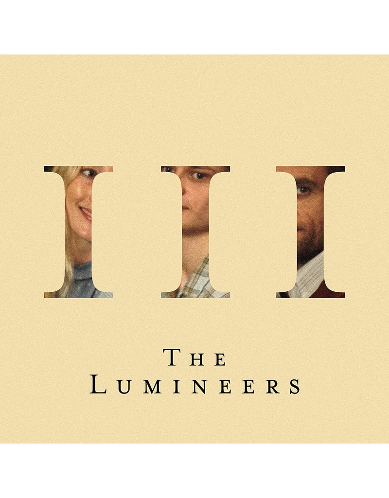 The Lumineers ‎– III 2LP