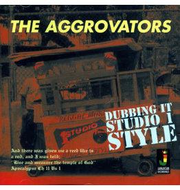 The Aggrovators – Dubbing It Studio 1 Style LP