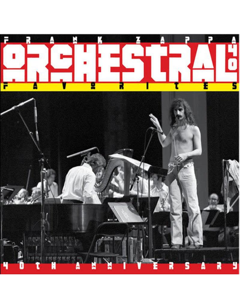 Frank Zappa - Orchestral Favorites (40th Anniversary) LP (2019 Reissue)