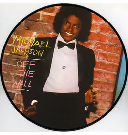 FS Michael Jackson ‎– Off The Wall (Picture Disc) LP