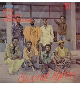 Ondigui And Bota Tabansi International ‎– Ewondo Rythm LP