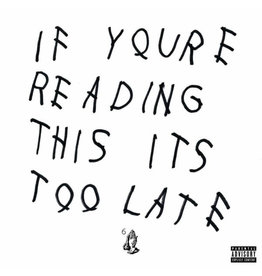 HH Drake ‎– If You're Reading This It's Too Late LP