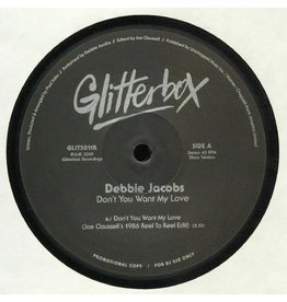 Debbie Jacobs ‎– Don't You Want My Love (Joe Claussell / Cratebug Remixes) 12""