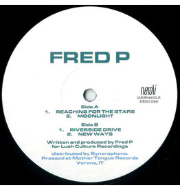 Fred P ‎– Reaching For The Stars 12""