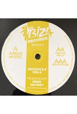 """Noise Factory – Archive E.P Vol 4 12"""""""